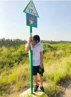 狩野英孝、フルマラソンの練習風景を公開「きっつい!!!!!ヤバイ!!!!」