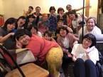 阿佐ヶ谷姉妹、初参加した女芸人会の集合ショットを公開「とにかくすごいメンバー!」