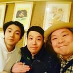 鈴木おさむ、タカトシ・タカの誕生会を開催「今年のメンバーは、ちょっとおもしろく」