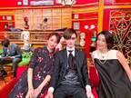 """矢田亜希子、""""Matt化""""した写真を公開「顎がとんがってるwww」"""