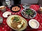 """ニッチェ・江上、夫と""""宅飲み""""のおつまみを公開「美味しそう」「料理上手」の声"""