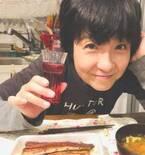 藤田朋子、結婚14年目の記念日の食事「こんな日は、外食。って思っていたけど」