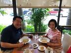 花田虎上、ハワイで母・藤田紀子と2人で食事「20年ぶりぐらいかなぁ」