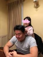 花田虎上、末娘がみせた行動に「私に気を使ったんだと思います」