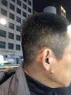 片岡孝太郎、マイブームの散髪「お仕事も早いし、安いし、助かってます」