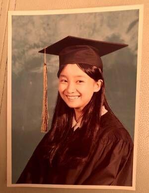 アグネス・チャン、高校の卒業証書を発見「昔の自分が愛しく感じます。。。」