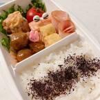 加護亜依、娘が弁当に絶対入れてほしいというおかずを紹介「ペロリと完食です」