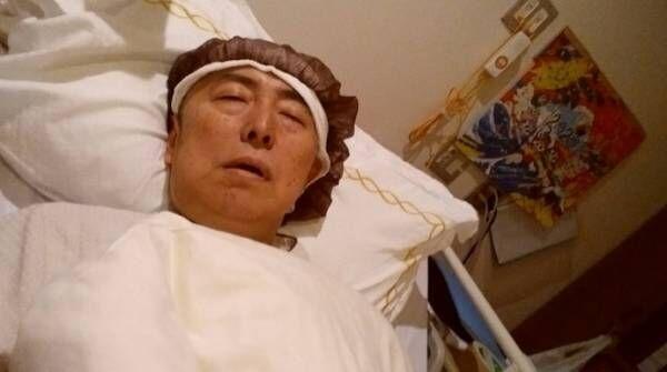 笠井アナ、風呂場で倒れ初めてのナースコール「どうにも立ち上がれなくなって」