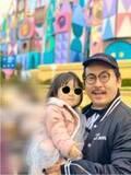トレエン斎藤の妻、夫&娘とTDLへ「なかなか足が遠のいてしまいがち」