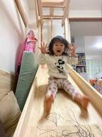 """森渉、""""バケモノ級""""の娘の体力に驚き「1時間くらい寝たら全回復しちゃう」"""