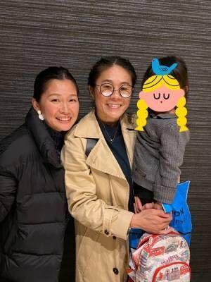 川澄奈穂美、パワーをもらえた澤穂希さん親子との食事「気付いたらお会計済ませててくれて」