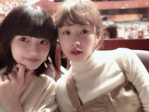 高橋愛、アプリで撮った妹との2ショットに驚き「誰やねんて顔になりました」