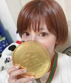 矢口真里、夫から貰ったホワイトデーの贈り物を紹介「いつも素敵なプレゼントありがとう!!」
