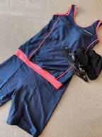 八田亜矢子、スイミングを始めマタニティ水着を購入「たぶん最安値くらいの、安~いやつ」