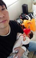 ノンスタ石田、妻が産後マッサージに行ったことを報告「うらやましい」「本当に優しい父ちゃん」の声