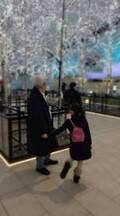 松本志のぶ、夫の帰国に嬉しそうな娘「家族はいつも一緒にいたいね」
