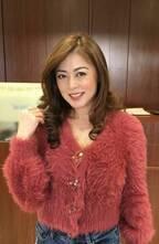 武田久美子、髪を10cm以上カット「とってもゴージャス」「美しくてボリューミー」の声