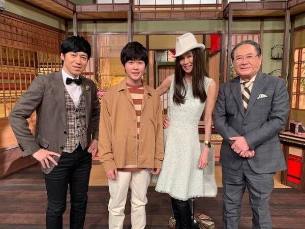 鈴木福『和風総本家』最終回を前に感謝「たくさん成長できました!」