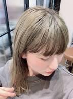 あいのり・桃、ブリーチ後の新しい髪色「雰囲気がガラッと変わって嬉しい!!」