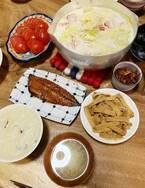 北斗晶、キャベツ1玉を使った料理を紹介「美味しそう」「食べたくなりました」の声
