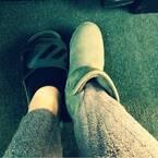 川田裕美アナ、足の激痛の原因を報告「無理しないで」「辛いですね」の声