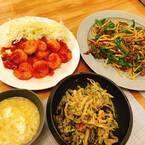 川田裕美アナ、夫と分担して作った夕食メニューに「美味しそう」「羨ましい」の声