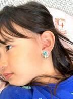 東尾理子、手作りイヤリングを耳に飾った長女の写真を公開「大人っぽい」「モデルみたい」の声