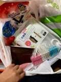 北斗晶『ダイソー』で1万円分の買い物「凄い!」「よくありがち」