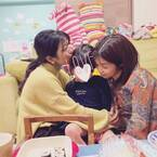 三倉佳奈、姉・茉奈夫婦と34歳の誕生日をお祝い「母親業も意識していけたらと思います」