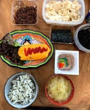 """北斗晶、電子レンジで""""ホテル並み""""に美味しく作れた朝食メニューを紹介「夕食に出した方がいいくらい、豪華な味」"""