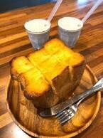 """みきママ、食パンで作る""""極上の味""""のおやつ「足りない。もう一斤いっちゃう?」"""