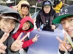 杉浦太陽、つるの剛士主催の芸能人釣り大会に参加「最高のメンバーでした!!」