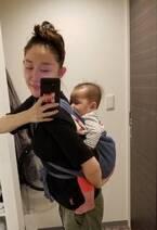 小原正子、相方・くわばたりえからもらった育児グッズ「さすが、先輩かあちゃん」