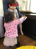 大渕愛子弁護士、両親が孫に会いに来訪「甘えまくりの、はしゃぎまくりでした」