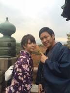 はんにゃ・川島の妻、夫との結婚記念日を報告「6年目に突入しました~」