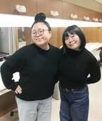 ニッチェ・江上、相方・近藤との双子コーデを公開「息ピッタシ」「本当に凄い」の声