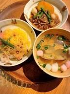 小川菜摘、ひな祭りに五目寿司を作成「男ばっかりなんだけど一応ね」