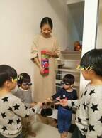 大渕愛子弁護士、気のおけない友人家族と楽しんだ新年会「買ってきたお寿司で」