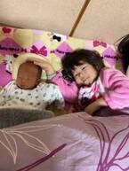 はんにゃ・川島の妻、2人育児の難しさを実感「自分の体、二つ欲しい」
