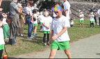 インリン、双子のマラソン大会で驚愕した娘の体力「まさかこんなに」