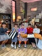 あいのり・桃、渡辺直美らとの集合ショットを公開「あの番組に出れたよ…!」