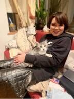 ブルゾンちえみ、坂本美雨宅で楽しんだ食事会「すごい、幸せを感じます」