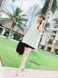 渡辺美奈代、ショートパンツ姿を公開「スタイル抜群」「お美しい」と絶賛の声