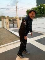 花田虎上、ランニング中に犬に噛まれたことを報告「私の反射神経も鈍ったなぁ」