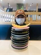 だいたひかる、お気に入りの回転寿司に行くも「いつもより少なめで店を出る」