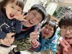 森渉、妻・金田朋子と同じ髪型になった娘「めっちゃくちゃ可愛い」「幸せオーラいっぱい」の声