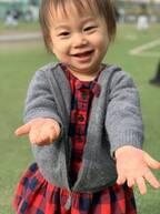 東尾理子、次女が撮影した写真を公開「言葉を理解してきて」