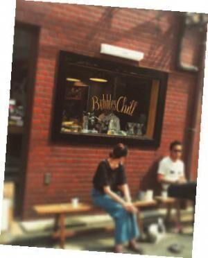 コーヒーが大好き。毎日飲んでいます!「行きつけのコーヒースタンド、『Bubbles Chill』のラテがすっごくgood」