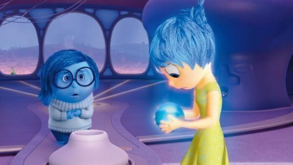 『インサイド・ヘッド』(C)2015 Disney/Pixar. All Rights Reserved.
