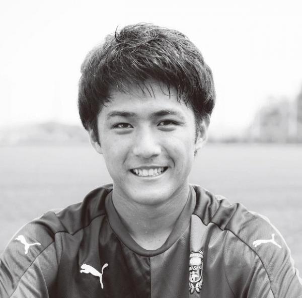 おおしま・りょうた1993年生まれ、静岡県出身。'11年5月にJリーグデビュー。背番号は16。昨年U‐22日本代表に招集。